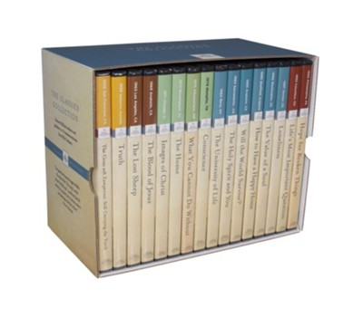 Billy Graham Classics, 16 DVD Set   -     By: Billy Graham