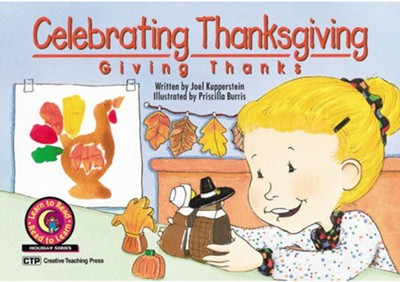 Learn To Read Holiday Series: Celebrating Thanksgiving   -     By: Homeschool
