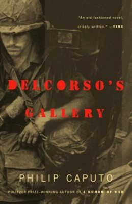 DelCorso's Gallery - eBook  -     By: Philip Caputo