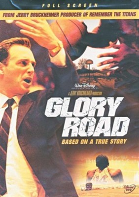 Glory Road, DVD   -