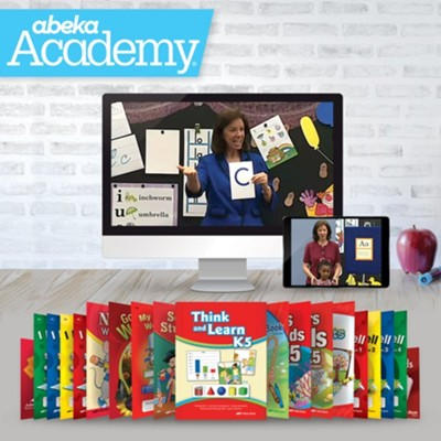 Abeka Academy Grade K5 Tuition and Books Enrollment     -     By: Abeka
