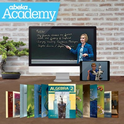 Abeka Academy Grade 10 Tuition and Books Enrollment     -     By: Abeka