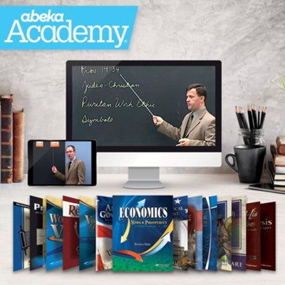 Abeka Academy Grade 12 Tuition and Books Enrollment     -     By: Abeka
