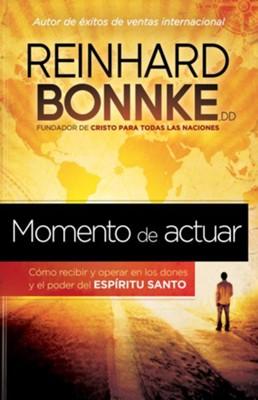 Momento de actuar - eBook  -     By: Reinhard Bonnke