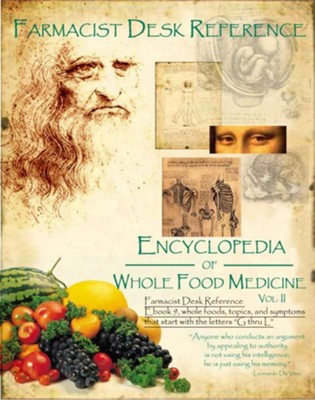 Farmacist Desk Reference Ebook 9, Whole Foods and topics that start with the letters G thru L: Farmacist Desk Reference E book series - eBook  -     By: Don Tolman