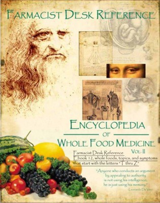 Farmacist Desk Reference Ebook 12, Whole Foods and topics that start with the letters T thru Z: Farmacist Desk Reference E book series - eBook  -     By: Don Tolman
