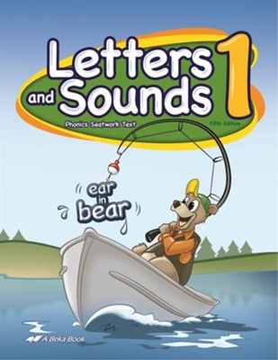 Letters and Sounds 1 (Unbound Edition)   -
