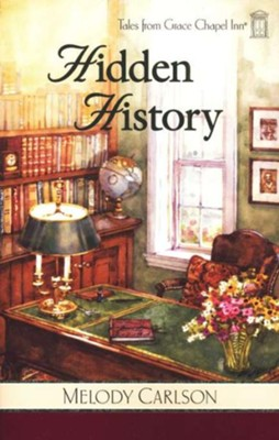 Hidden History - eBook  -     By: Melody Carlson
