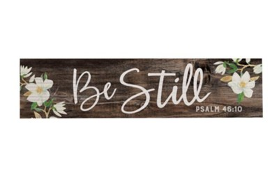 Be Still Magnet  -