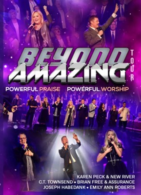 Beyond Amazing, DVD   -