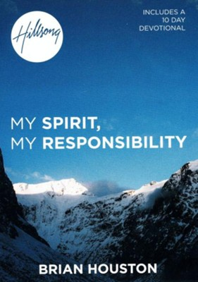 My Spirit, My Responsibility 7-CD Pack   -     By: Brian Houston