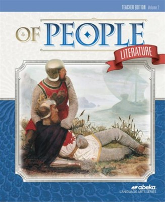 Abeka Of People (Grade 7) Teacher's Edition, Volume 2 (5th Edition)    -