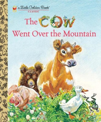 The Cow Went Over the Mountain - eBook  -     By: Jeanette Krinsley