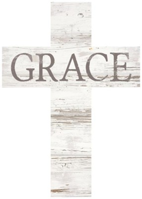 Grace Wood Cross  -