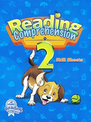 Reading Comprehension 2 Skill Sheets (Unbound Edition)   -