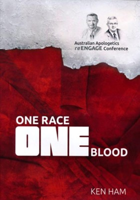 One Race One Blood DVD   -     By: Ken Ham