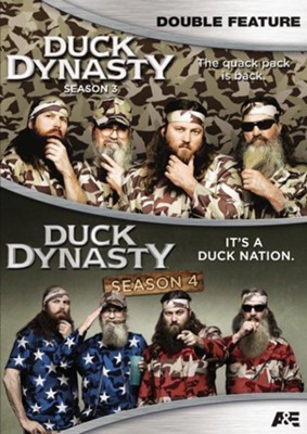 Duck Dynasty Seasons 3 and 4: Double Feature  -
