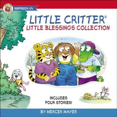 Little Critter Little Blessings Collection, 4 Stories  -     By: Mercer Mayer