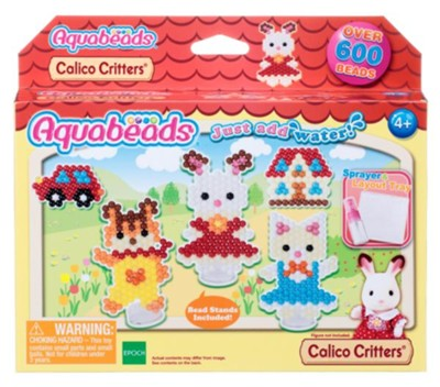 Aquabeads, Calico Critters Character Set  -