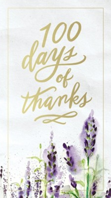 100 Days of Thanks  -