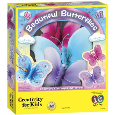 Beautiful Butterflies Kit  -