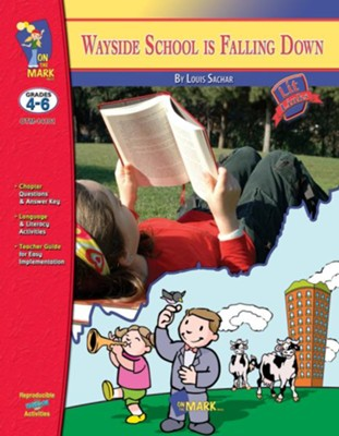 Wayside School Is Falling Down Lit Link Grades 4 6 Pdf Download Download