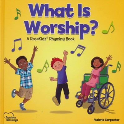 What is Worship? - PDF Download  [Download] -     By: Valerie Carpenter