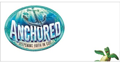 Anchored: Outdoor Banner (8 ft. x 4 ft.)  -