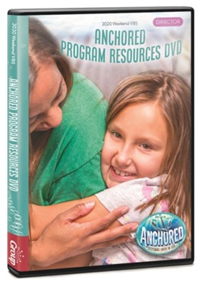 Anchored: Program Resources DVD  -