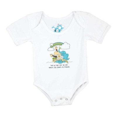 Noah's Ark, Two By Two, Romper, 3-6 Months  -