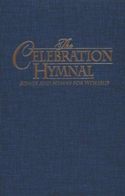 The NIV Celebration Hymnal, Blue  -