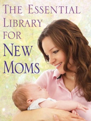 The Essential Library for New Moms 4-Book Bundle    -     By: Marc Weissbluth, Eileen Behan