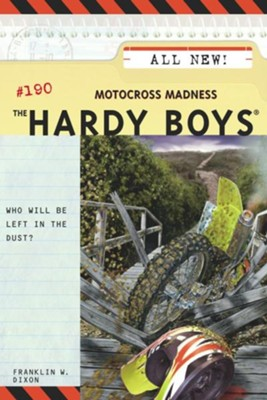 Motocross Madness - eBook  -     By: Franklin W. Dixon