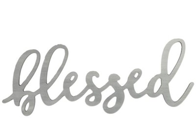 Blessed Word Art  -
