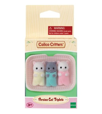 Epoch Calico Critters Baby Persian Cat