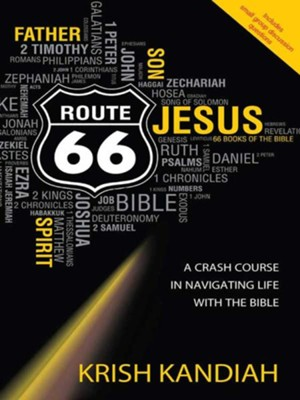 Route 66: A Crash Course in Navigating Life with the Bible - eBook  -     By: Krish Kandiah