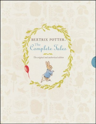 Beatrix Potter: The Complete Tales   -     By: Beatrix Potter