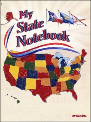 My State Notebook (Unbound Edition)   -
