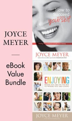 Joyce Meyer Ebook Value Bundle - eBook  -     By: Joyce Meyer
