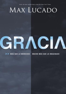 Gracia, eLibro  (Grace, eBook)   -     By: Max Lucado