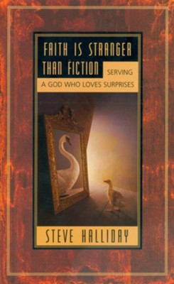 Faith is Stranger than Fiction: Serving a God Who Loves Surprises - eBook  -     By: Steve Halliday