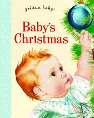 Baby's Christmas - eBook  -     By: Esther Wilkin     Illustrated By: Esther Wilkin