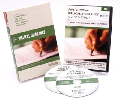 Five Views on Biblical Inerrancy - Video Lecture Course Bundle   -     Edited By: J. Merrick, Stephen M. Garrett