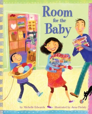 Room for the Baby - eBook  -     By: Michelle Edwards     Illustrated By: Jana Christy
