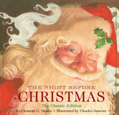 #1: The Night Before Christmas Mini Edition  -     By: Clement C. Moore     Illustrated By: Charles Santore