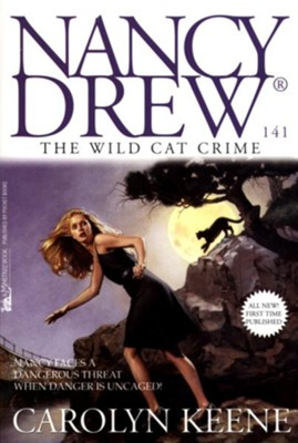 The Wild Cat Crime - eBook  -     By: Carolyn Keene