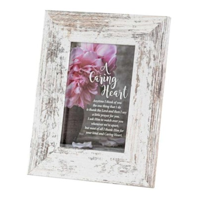 A Caring Heart Framed Art  -