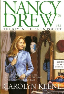 The Key in the Satin Pocket - eBook  -     By: Carolyn Keene