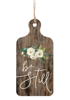 Be Still Mini Sign  -