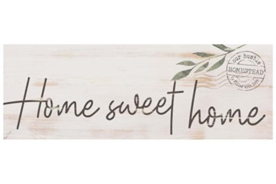Home Sweet Home Tabletop Decor  -